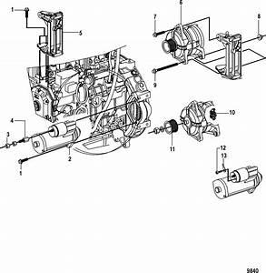 Mercruiser 170 Engine Diagram