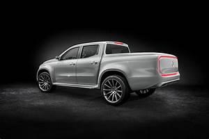 Mercedes Class X : mercedes benz unveils luxury pickup truck ~ Melissatoandfro.com Idées de Décoration