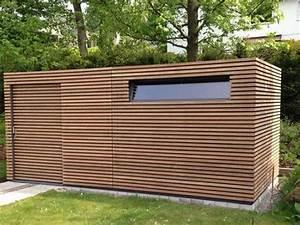 Gartenhaus Mit Holzlager : gartenhaus modern l rche my blog ~ Whattoseeinmadrid.com Haus und Dekorationen