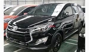 2017 Toyota All New Innova Venturer