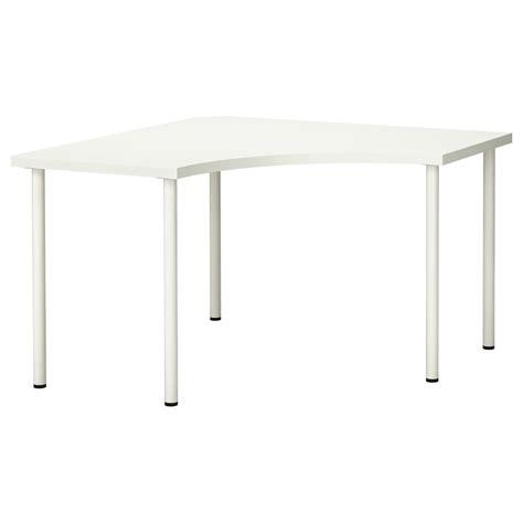 linnmon corner desk adils linnmon corner table white 120x120 cm ikea