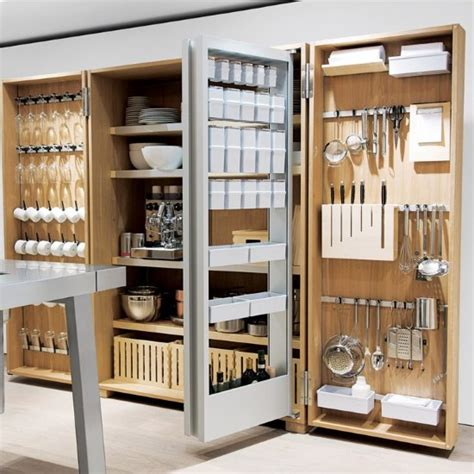 kitchen storage solutions design library au