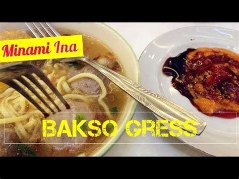 Pertama Kali Makan Bakso Gress Galeria Mall Yogyakarta