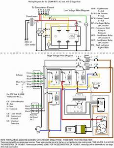 Wiring Diagram Single Stage Heat Pump No Aux Heat Nest