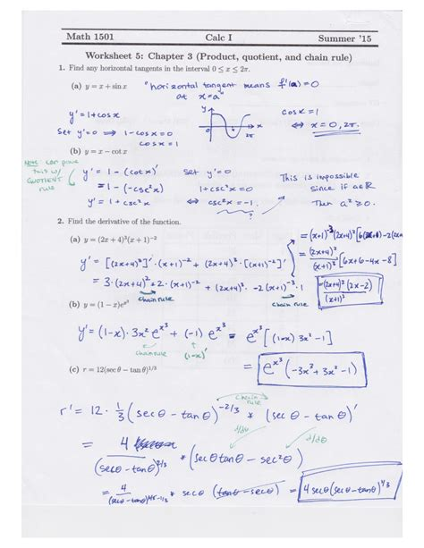 calculus limits worksheet free worksheets library
