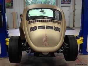 1969 Volkwagon Bug  Rod Project    Beetle Classic   Rat Rod