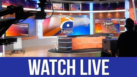News Live Tv by Geo News Live