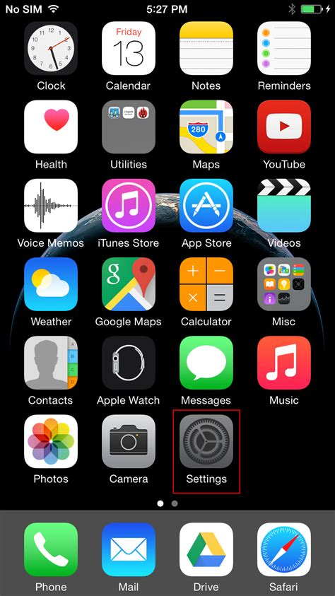 how to show battery percentage on iphone 5 here s how to display battery percentage on apple iphone 6