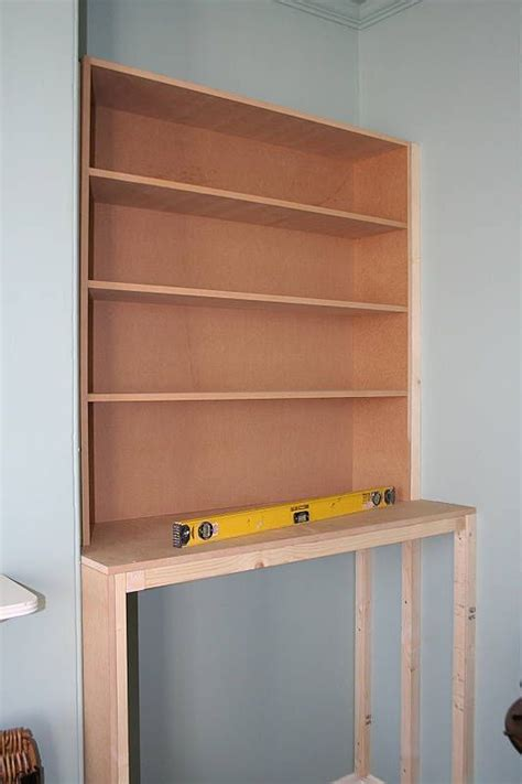 Built In Cupboards Diy by 17 Best Ideas About Alcove Storage On Alcove