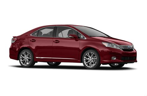lexus sedan 2012 2012 lexus hs 250h price photos reviews features