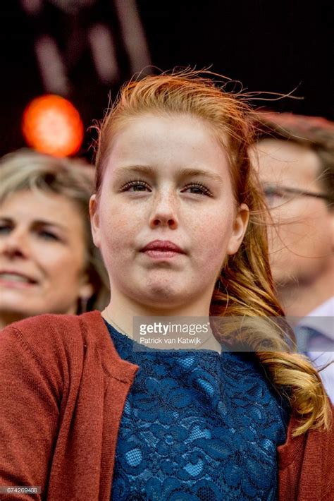 princess alexia   netherlands attends  kings