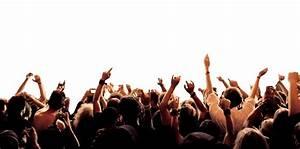 Concert Crowd Hands Png