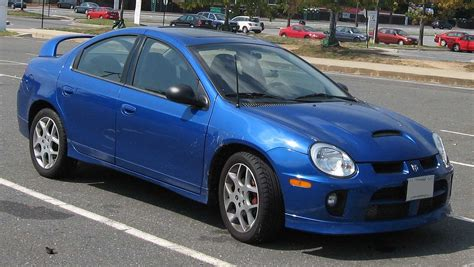 Are Dodge Neons Cars by Dodge Neon Srt 4