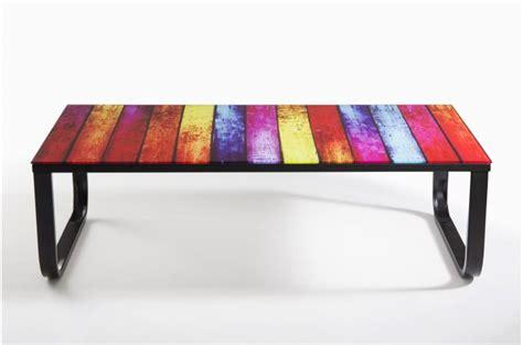 Table Basse Plateau Verre Nowark Design Sur Sofactory