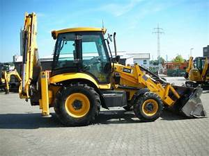 Jcb 3cx 4x4 Turbo Sitemaster Backhoe Loader From Germany