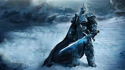 Warcraft Lich King Wrath Arthas Games Wallpapers