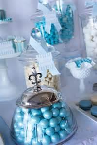 christening favor ideas kara 39 s party ideas blue christening birthday party