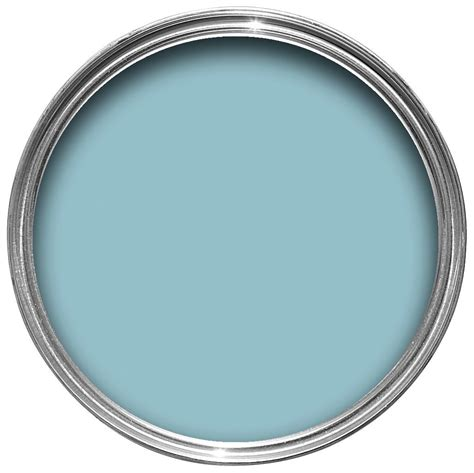 Paint Ideas For Kitchen Cabinets - fired earth interior exterior duck egg blue eggshell multipurpose paint 750ml departments