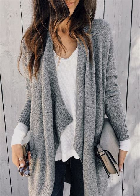 54 Stylist Cardigan Outfit Ideas for Women - Fashionetter