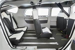 Textron Inc - Cessna Stationair to sport new interior ...
