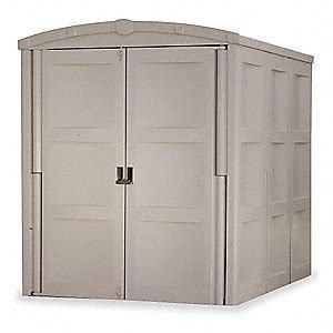 SUNCAST Outdoor Storage Shed, Extra Large   1FEN2 GS9000