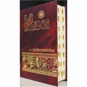 bíblia católica la biblia cat 243 lica latinoamericana con 205 ndice