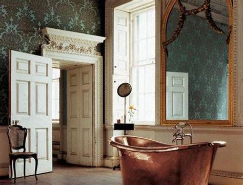 koperen badkuip vrijstaand bad van agape badkamers voorbeelden