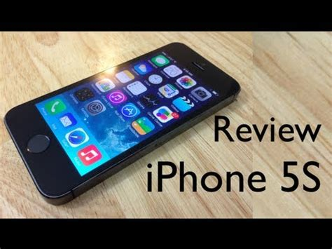 iphone 5s review review iphone 5s an 225 lisis completo