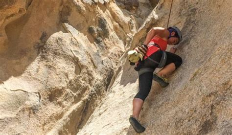 Outdoor Rock Climbing Classes Guided Adventures