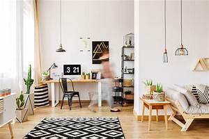 Amenager Un Espace De Travail Chez Soi Pour Faire Du Home