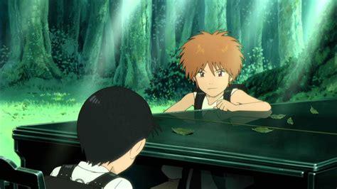 "Crunchyroll  ""piano No Mori"" Tv Anime Plays An Enchanting"