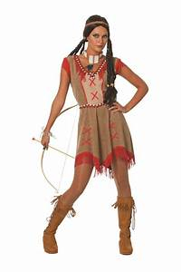 Indianer Damen Kostüm : indianer kost m damen neu ~ Frokenaadalensverden.com Haus und Dekorationen