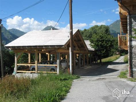 chalet for rent in bourg maurice iha 65803