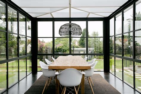 arredamento terrazze e giardini verande e giardini d inverno in stile moderno living