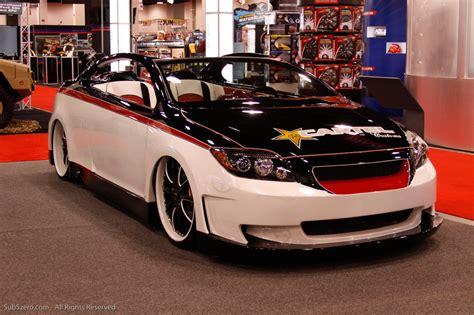 Sema Show 2009 Epic Cartel Custom Scion Tc Open Air