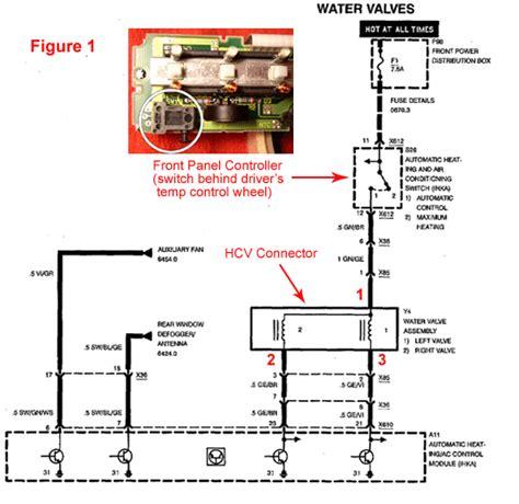 Heater Control Valve Troubleshooting