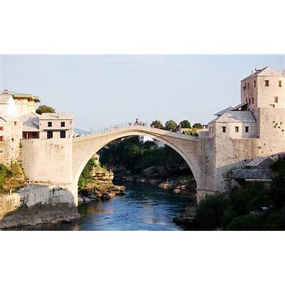 Mostar – Stari Most (The Old Bridge)travellingcoyote