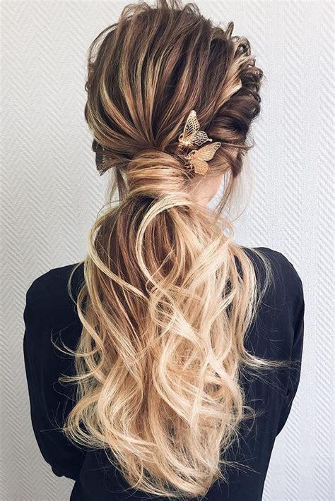 chic  easy wedding guest hairstyles hair wedding