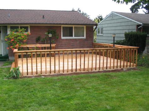 wood deck designs deck plans  designs deck plans