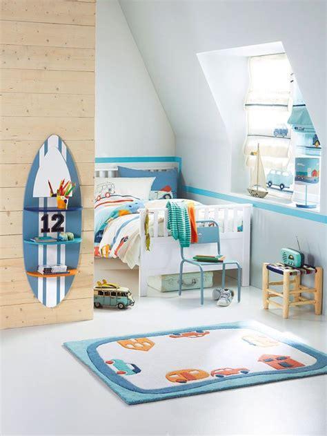chambre surf idées déco pour une chambre de garçon chambre enfant sky