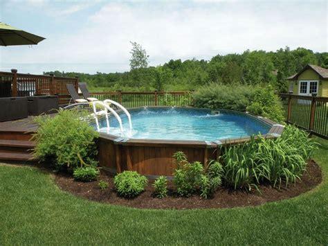 decoration piscine hors sol best 20 piscine hors sol ideas on swimming pool steps piscine and raised pools