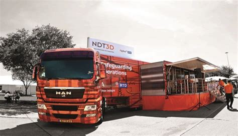 Applus RTD demonstrated the latest technologies at the ...