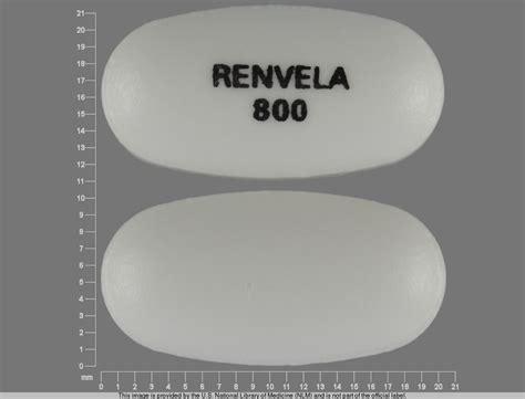 Renagel, Renvela (sevelamer) Uses, Side Effects, Dosage ...