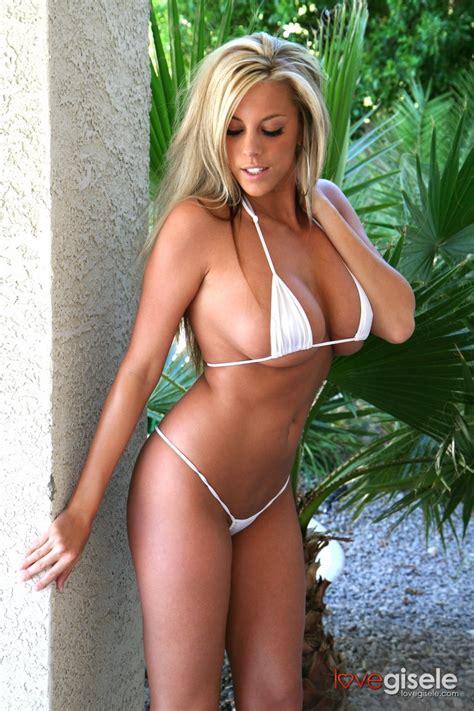 Love Gisele Tiny Bikini