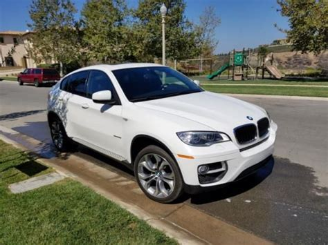 Purchase Used Bmw X6 Xdrive35i Sport Utility 4door In