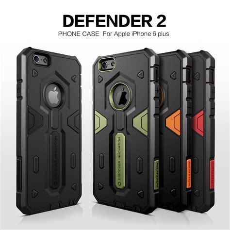 apple iphone   nillkin defender case impact