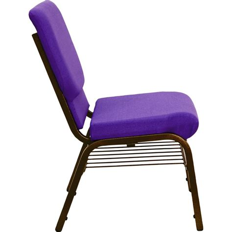 18 5 w purple hercules church chair from renegade
