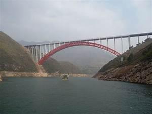 Daning River Bridge