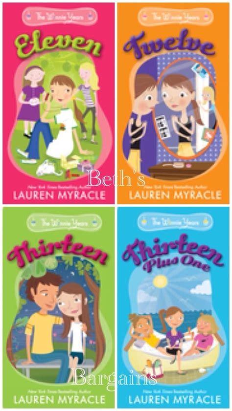books lauren myracle winnie years eleven twelve