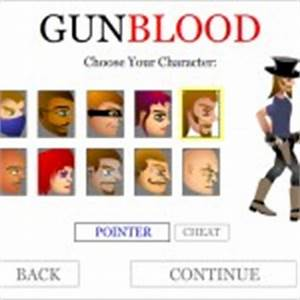 GunBlood Hacked Cheats Hacked Free Games